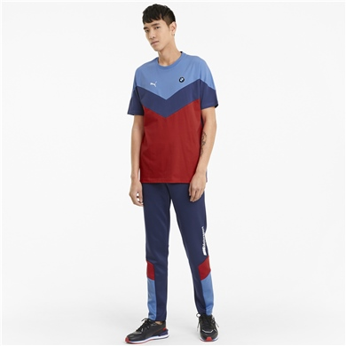 BMW MMS MCs Track Pants Marina-Blueprint
