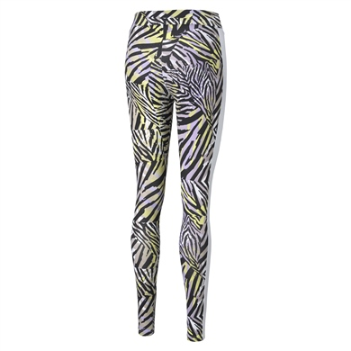 CG MR Legging Yellow Pear