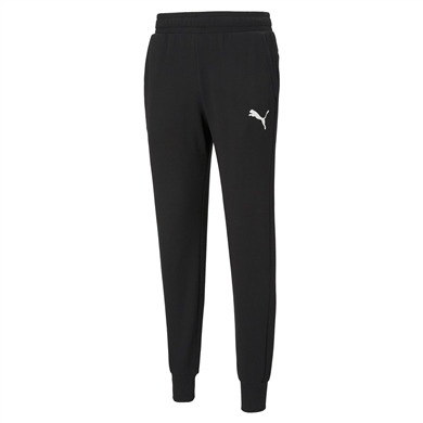 ESS Logo Pants TR cl Puma Black-Cat