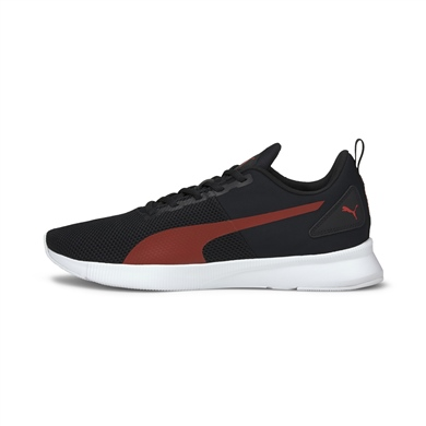 FLYER RUNNER Puma Black-High Risk Red-Pu