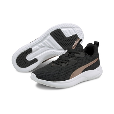Resolve Metallic Wn s Puma Black-Rose Go